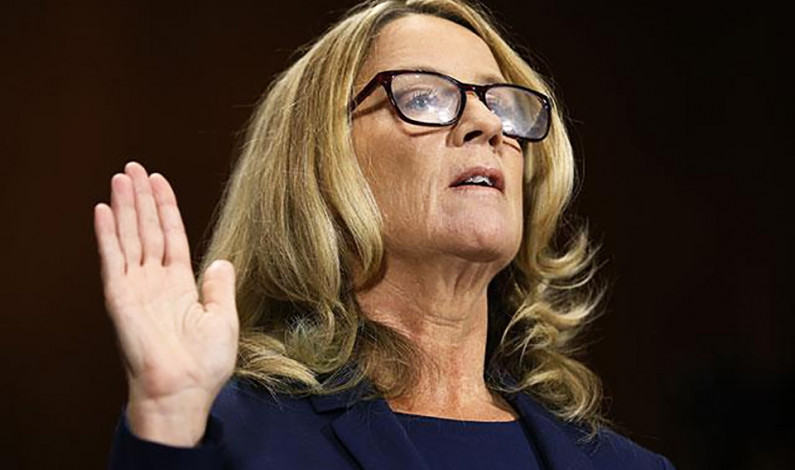 Ford brave for coming forward with Kavanaugh accusations
