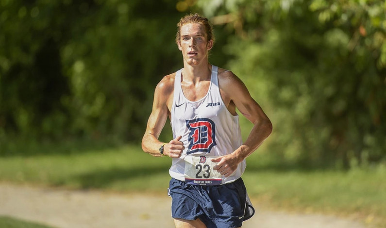 Duquesne XC teams compete at A-10 meets