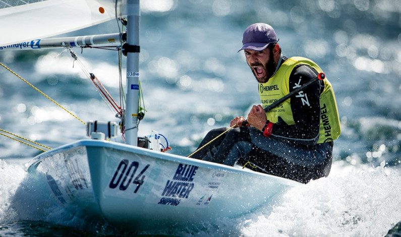 Duquesne graduate student named Rolex Sailor of the Year