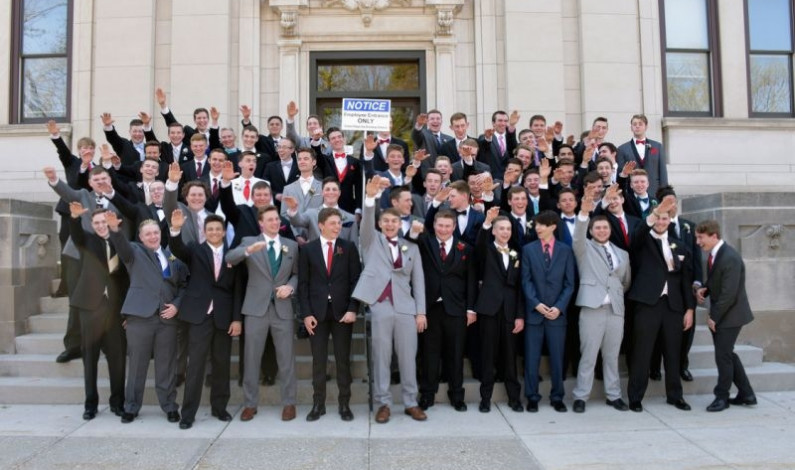 Baraboo school district should punish students for Nazi salute