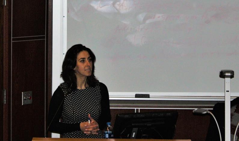DU hosts Iranian lawyer as speaker