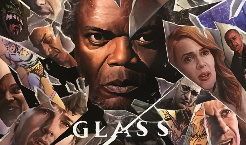 Shyamalan ends superhero trilogy with drab, dry <em>Glass</em>