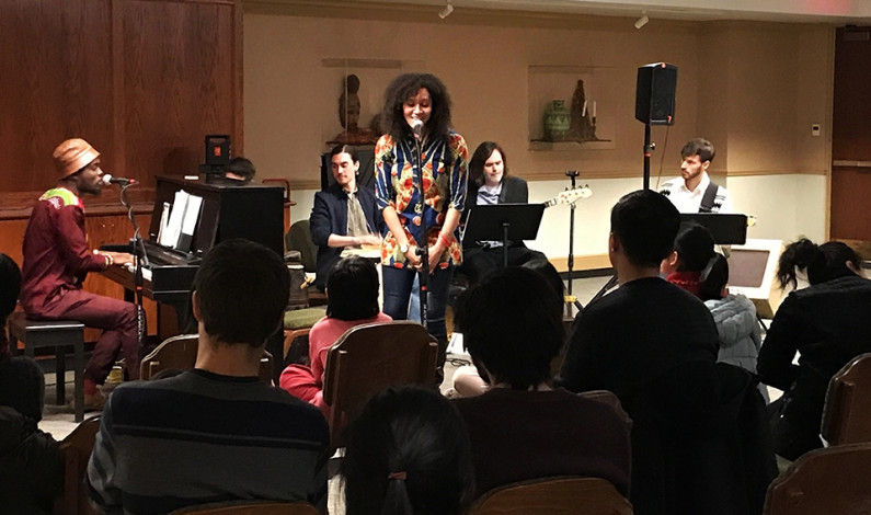 Connected Though Music concert promotes unity as part of Founders Week