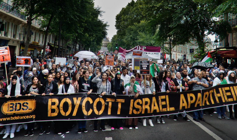 BDS movement; Israel is not evil, but should be investigated
