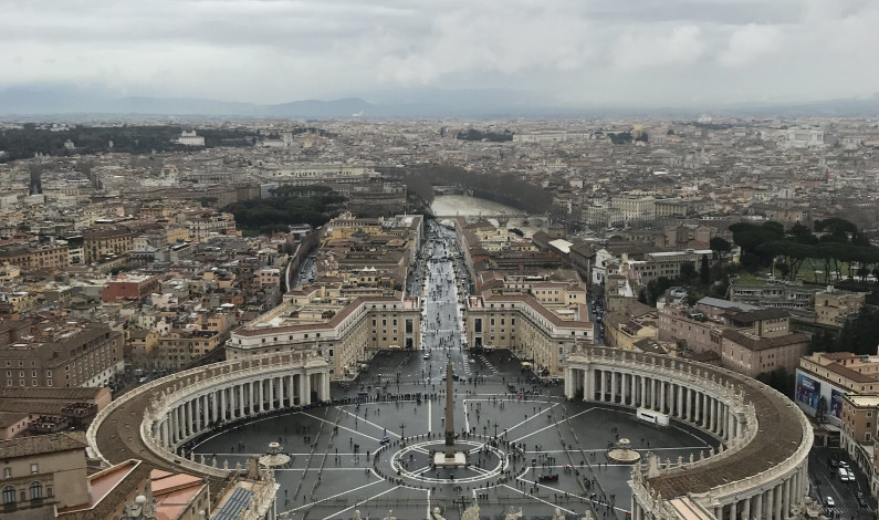 Vatican must be accountable in light of sexual assault claims