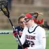 Lacrosse team trounces Longwood in Desrosiers' debut