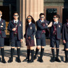 <em>The Umbrella Academy</em> a fresh take on hero genre
