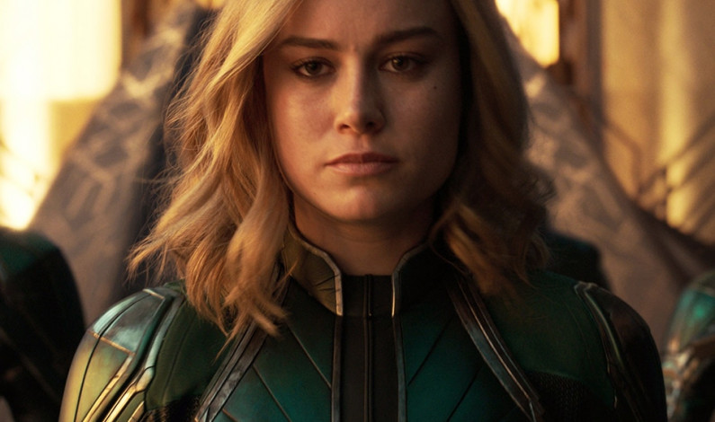Brie Larson shines in <em>Captain Marvel</em>