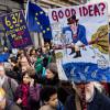 Political tensions heat up in U.K. as Brexit deadline nears