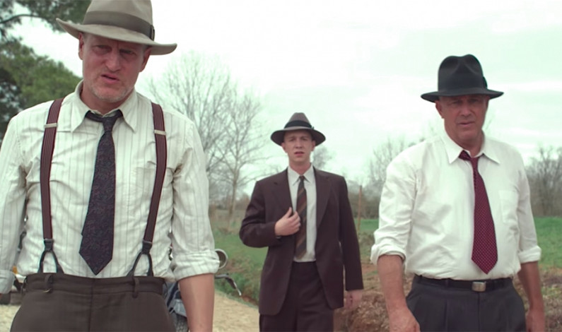 <em>Highwaymen</em> tells Rangers' side of Bonnie and Clyde