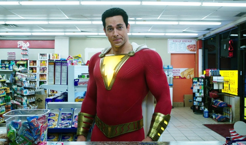 <em>Shazam!</em> balances action with humor, thanks to cast