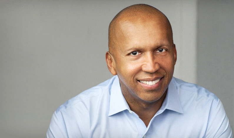 Bryan Stevenson speaks on how to change the world