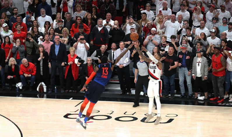 Damian Lillard puts Russell Westbrook in tough spot