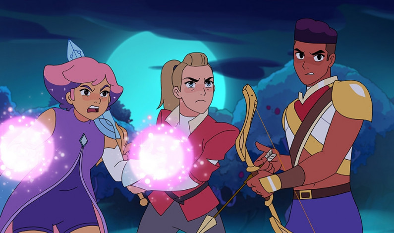 <em>She-Ra</em> reboot returns with iffy second season