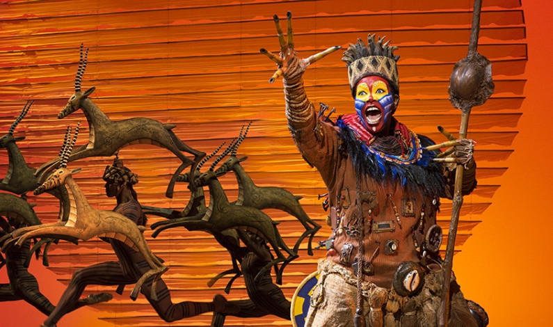 <em>The Lion King</em> brings Pride Rock to Pittsburgh