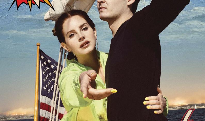 Lana Del Rey's signature style on display on <em>NFR</em>