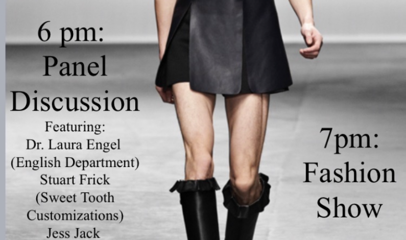 Gender Neutral Fashion Show impeded by university