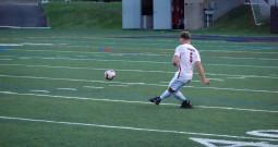 Men's soccer stays undefeated, beats Niagara