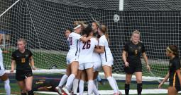 Women's soccer defeats VCU in overtime