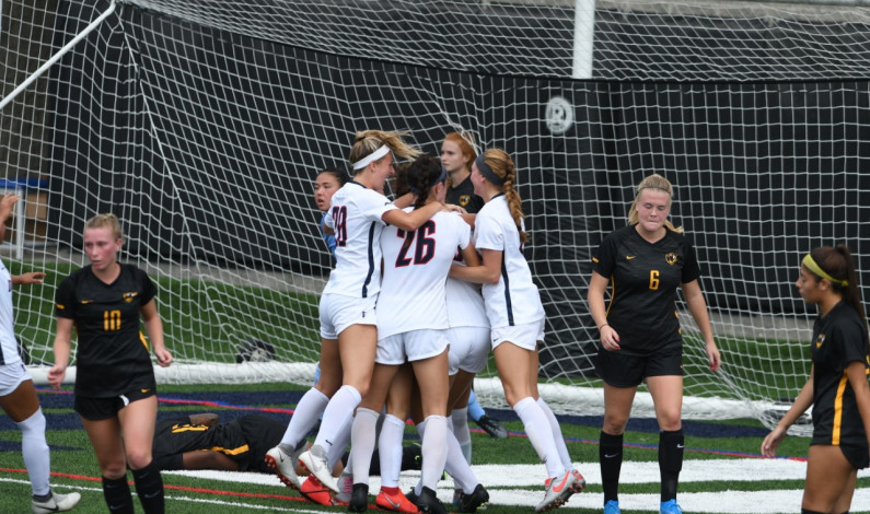 Women's soccer defeats VCU in overtime