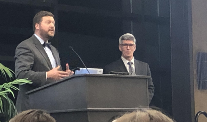 Duquesne hosts NASA expert for 2019 history forum
