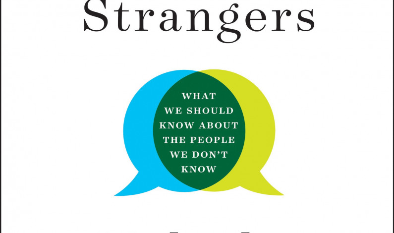 "Gladwell tackles assumptions about others in ""Talking to Strangers"""