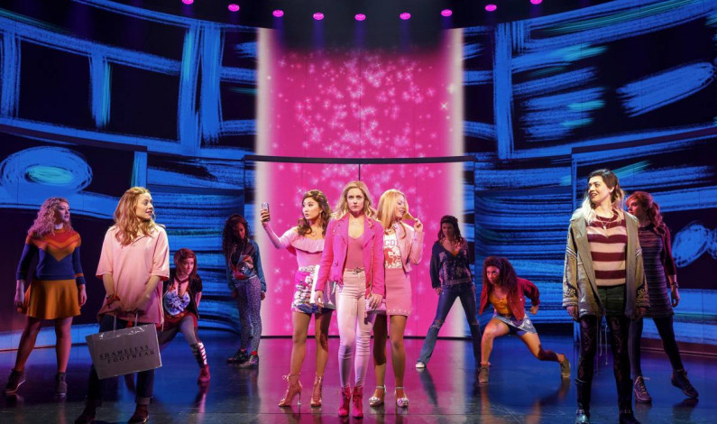 Masterful <em>Mean Girls</em> musical adaptation comes to Pittsburgh