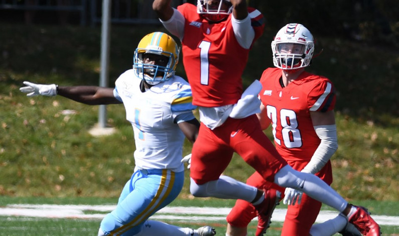 Football beats NEC newcomer LIU in conference opener