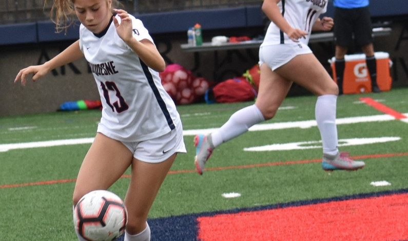 WSOC drops result to UMass, playoff hopes still alive