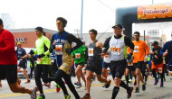 Runners fill Pittsburgh streets during EQT 10 Miler