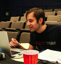 Point Park student showcases his talents through sound production
