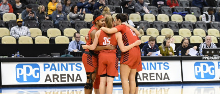 New look WBB finding footing in non-conference play