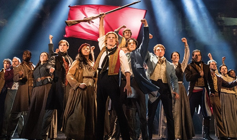<em>Les Miserables'</em> touring cast dazzles downtown