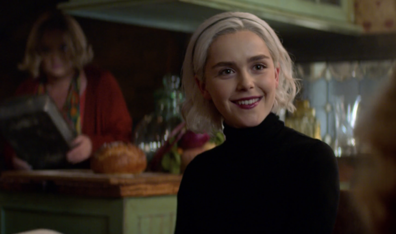 Netflix's <em>Sabrina</em> series returns for third season
