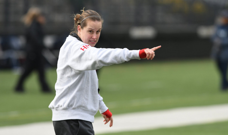 Desrosiers excited for second year at helm of women's lacrosse