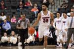 Men's basketball beats Fordham, 58-56, in overtime