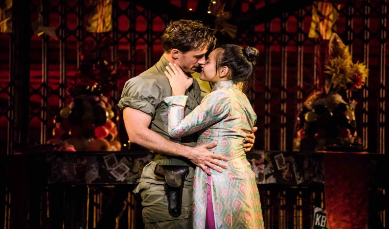 <em>Miss Saigon</em>'s tale of love in '70s Vietnam shines Downtown
