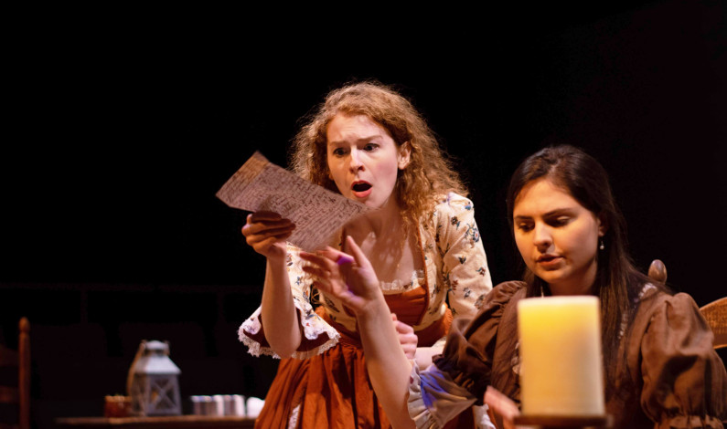 Masquers discuss new colonial-era farce, <em>Savage Lands</em>