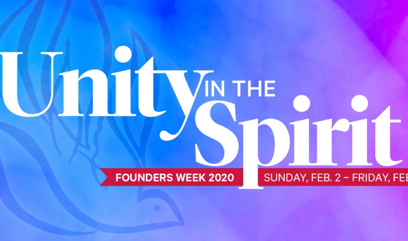 Founders Week honors Duquesne's Spiritan heritage
