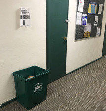 Brottier Hall changes recycling protocols to vary from other dorms