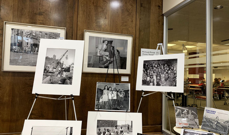 Pittsburgh photographer exhibit comes to Gumberg