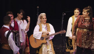 Tamburitzans perform at Pittsburgh high school