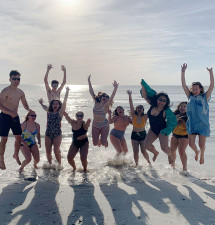Mission trip to Florida inspires Duquesne students