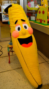 8-29 Features - Bananafest - Creepy Banana (Photo Credit- Jen Cardone)