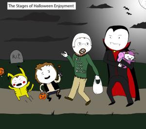 Halloween Enjoyment