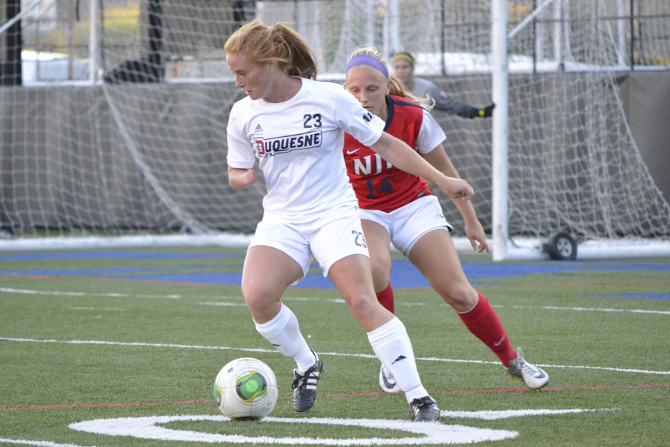 Sports – W Soccer 3 [Text Left] (photo by Taylor Miles)