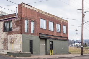 Aaron Warnick / Photo Editor - Superior Motors will be located at 1211 Braddock Ave. The restaurant is expected to open in early 2015.