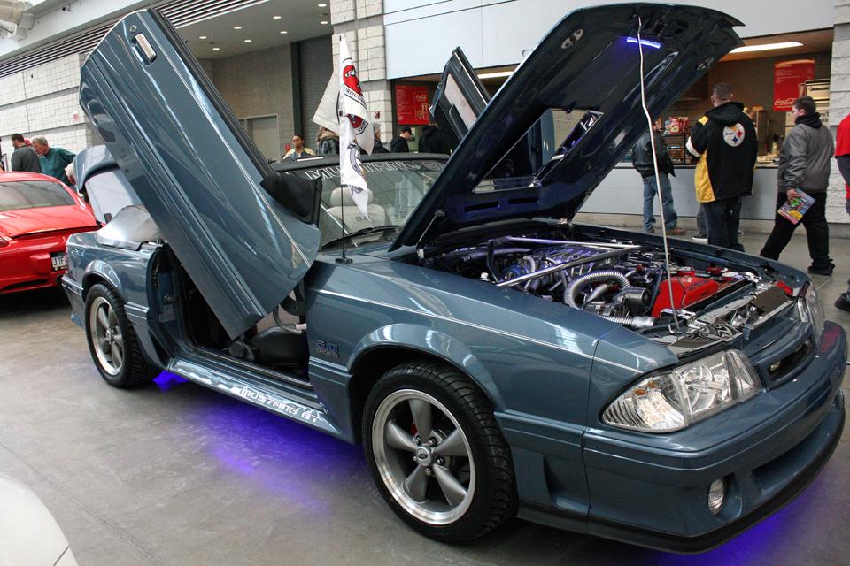 Features – Car 3 (cm)