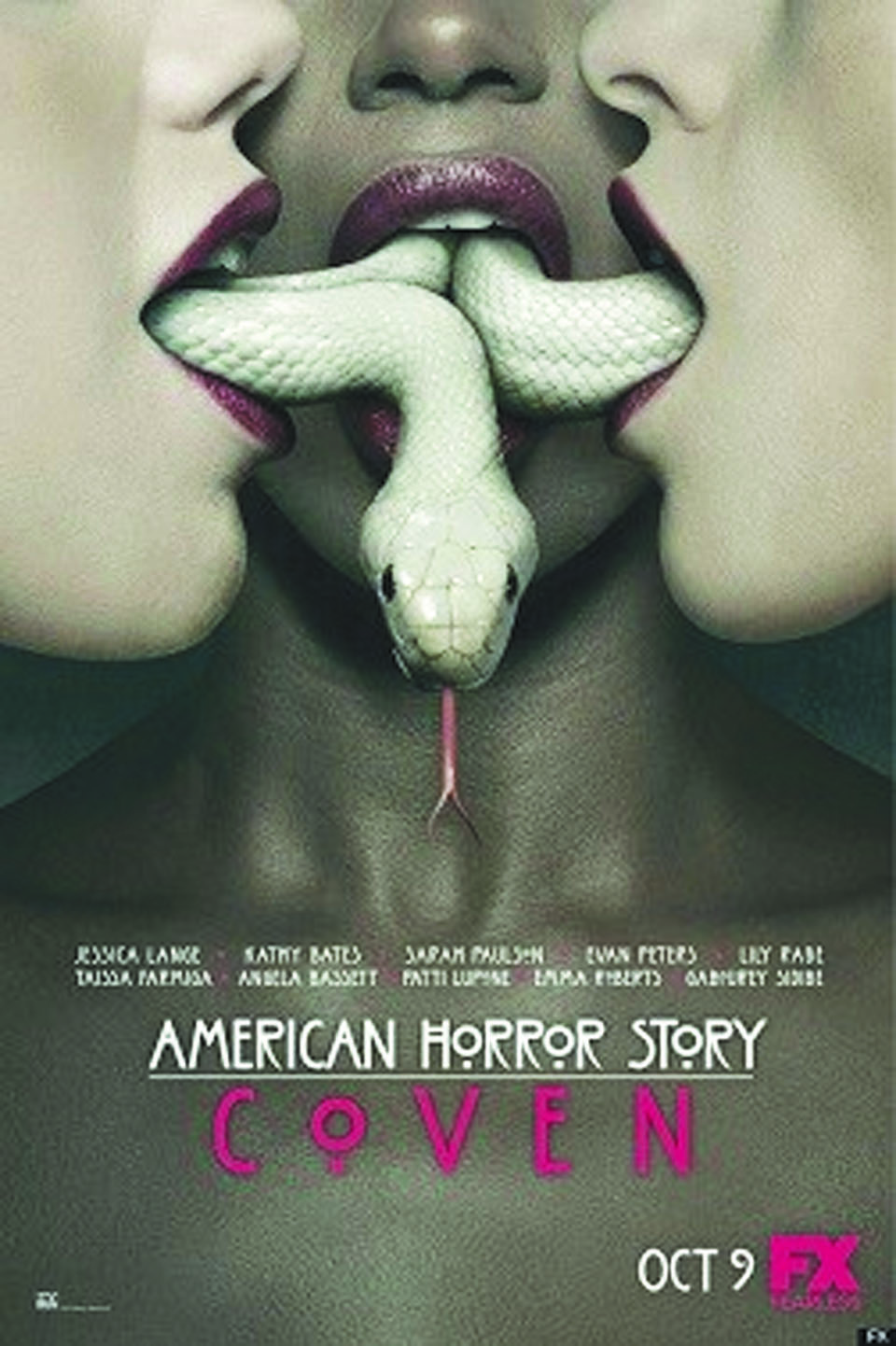 Arts – AHS (promotional poster) copy