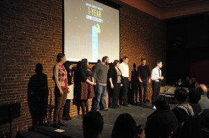 Courtesy of Arcade Comedy Theater: Arcade Comedy Theater celebrates its one year anniversary Feb. 15 with an improv show.